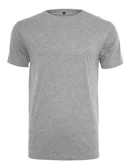 T-Shirt Männer Herren MEN hellgrau M
