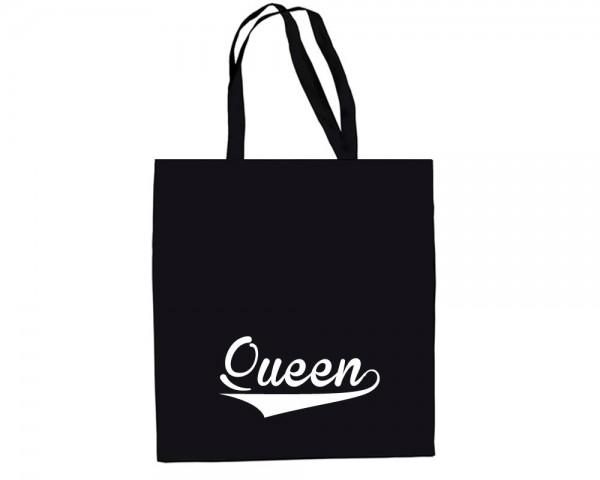 Queen I Einkaufstasche Jutebeutel Tragetasche