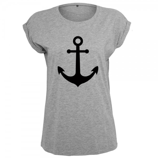 Anker T-Shirt Frauen Damen Women