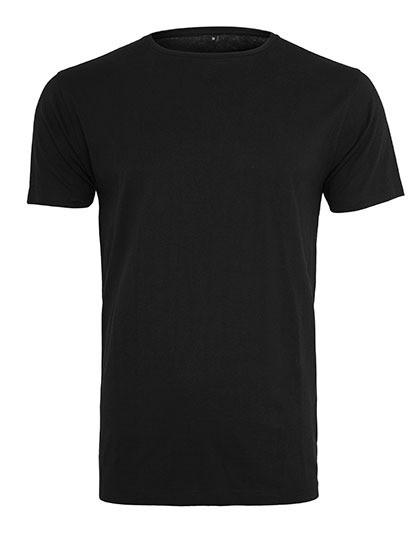 T-Shirt Männer Herren MEN schwarz XXL