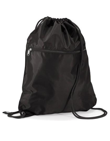 Premium Turnbeutel wasserdicht schwarz