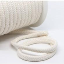 Kordel Baumwolle 8 mm für Turnbeutel natur Meterware